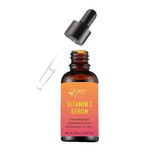 Lass Naturals Vitamin C Face Serum